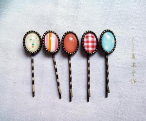 clip, colorful, and girly image