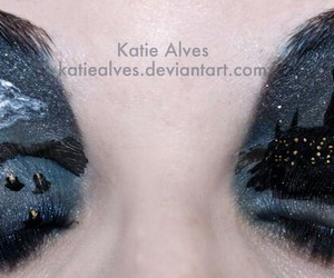 harry potter and make up image