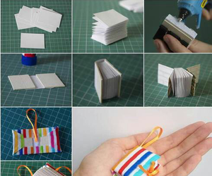 book, diy, and page image