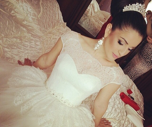 beautiful, bride, and portugal image