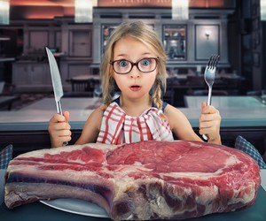تفسير شراء لحم في الحلم رؤيا اللحوم في المنام