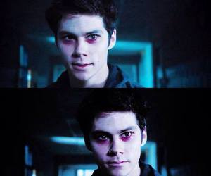 my baby, he's still mine, and possessed stiles image