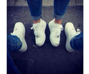 shoes, white, and beautiful image
