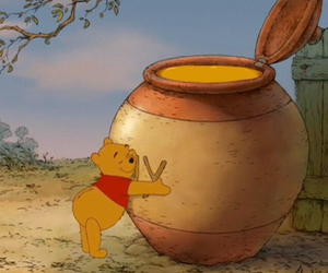 honey, winnie the pooh, and cute image