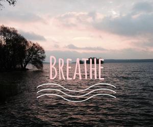 breathe and sea image