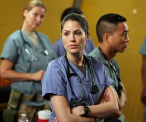 combat hospital and dr. rebecca gordon image