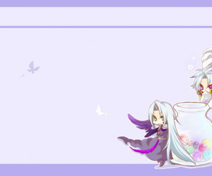 marbles, Sephiroth, and kuja image