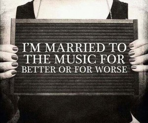 music, married, and you me at six image
