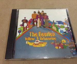 the beatles and yellow submarine image