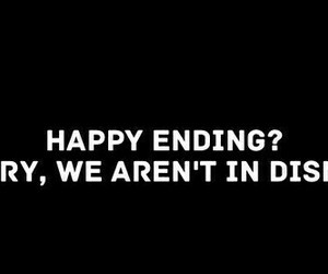 disney, quotes, and happy ending image