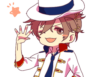brothers conflict, uta no prince sama, and futo asahina image