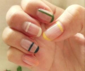 nail, nail art, and nails image