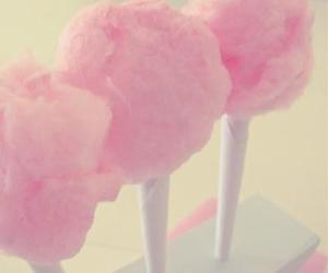 candy, cloudy, and cotton candy image