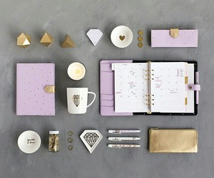 gold, kikki k, and cute image
