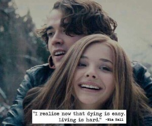 if i stay, quotes, and movie image