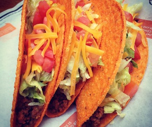 food, taco bell, and tacos image
