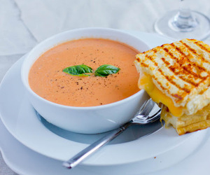 cheese and soup image