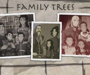 avatar, kya, and family image