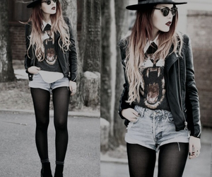 style, fashion, and grunge image