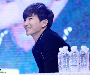 Leeteuk, smile, and 1004 image