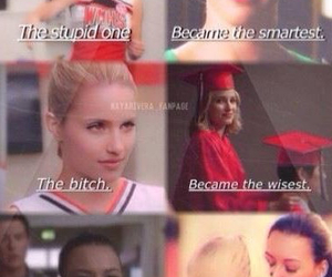 glee and the unholy trinity image