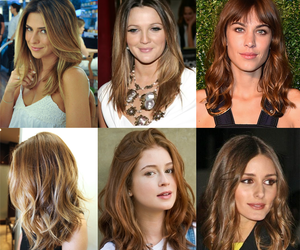 hair, haircut, and hairstyle image