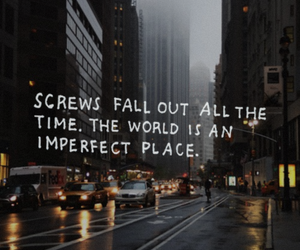 quotes, imperfect, and world image