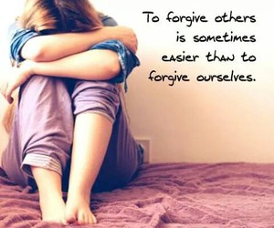 book, Easy, and forgive image
