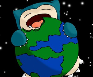 earth, pokemon, and munchlax image