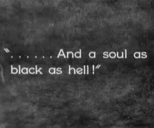 soul, black, and hell image