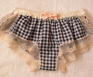 lingerie, cute, and lace image