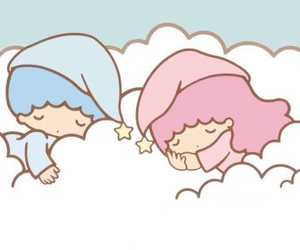 sanrio, sleep, and sleeping image