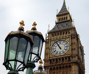 london, travel, and Dream image