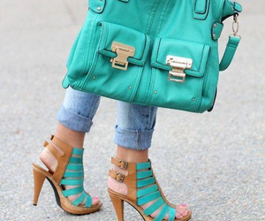&, shoes, and bags image