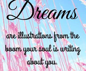 book, dreams, and life image