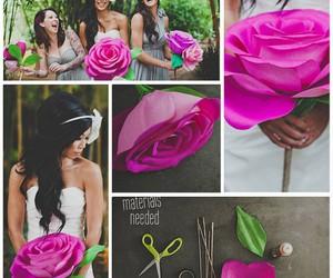 paper flower diy image