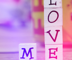 love and love me image