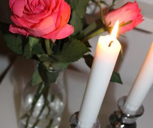candle, girl, and girly image