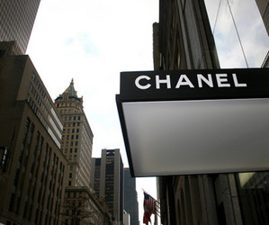 chanel, fashion, and city image