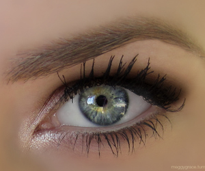 eyes, fashion, and beauty image