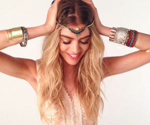 fashion, hair, and hippie image