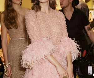 beauty, elie saab, and top model image