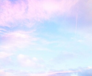 sky, blue, and pastel image
