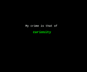 crime, hack, and quotes image
