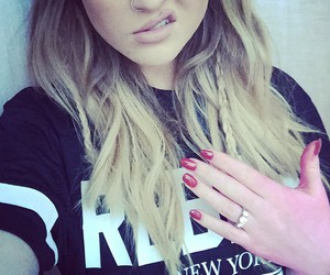 perrie edwards, little mix, and ring image