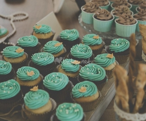 beautiful, cake, and cup cake image