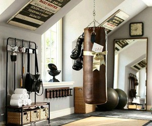 box, health, and fitness image