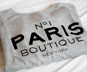 fashion, paris, and clothes image