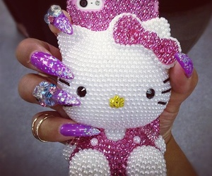 hello kitty and girly image
