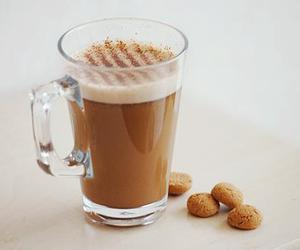 coffee, latte, and sinterklaas image